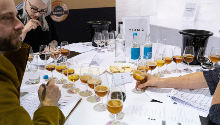 London Beer Competition Judging Panel