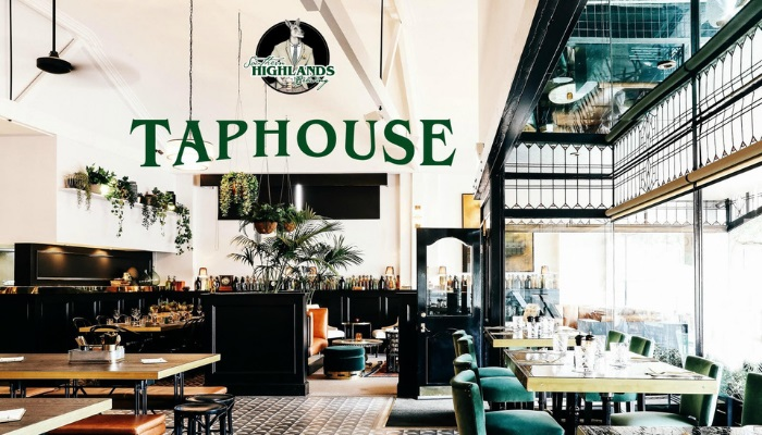 Southern Highlands Brewing Co's Taphouse