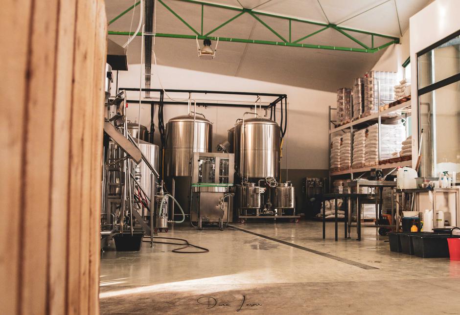 Lepi Dečki Brewery Image