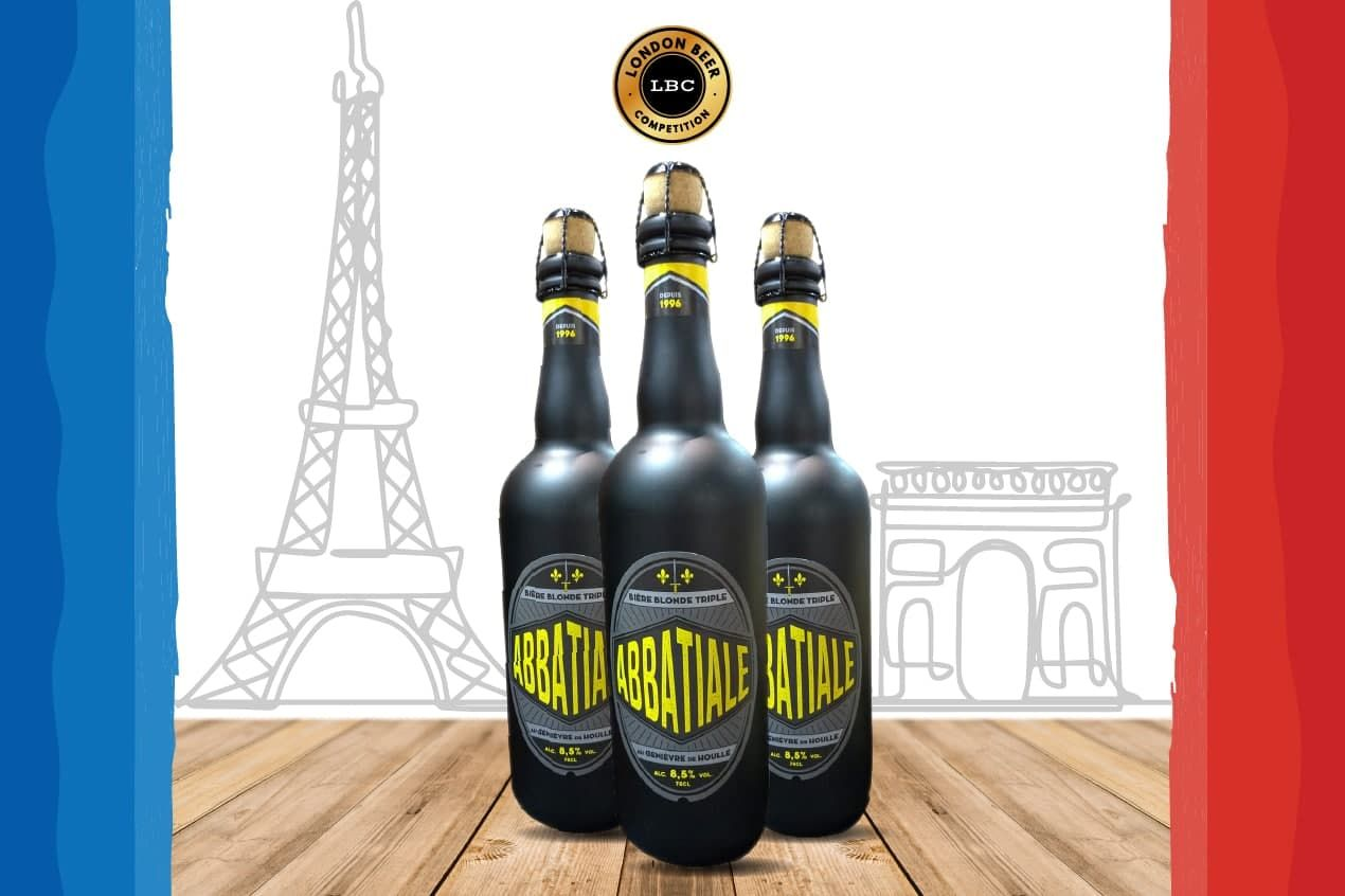 Abbatiale au Genièvre De Houlle - Best Beer of 2021
