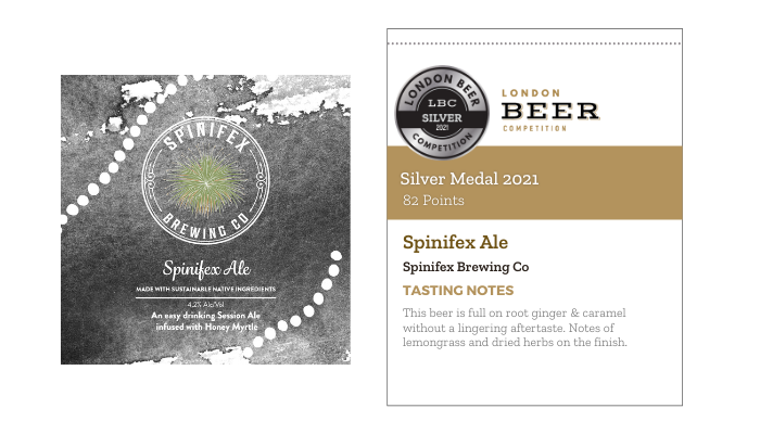 Spinifex Ale