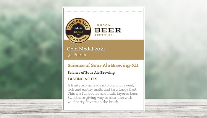 Science of Sour Ale Brewing-XII