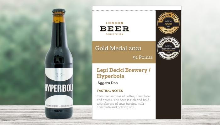 Lepi Decki Brewery / Hyperbola