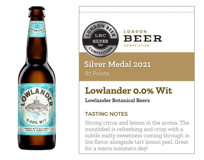 Lowlander 0.0% Wit