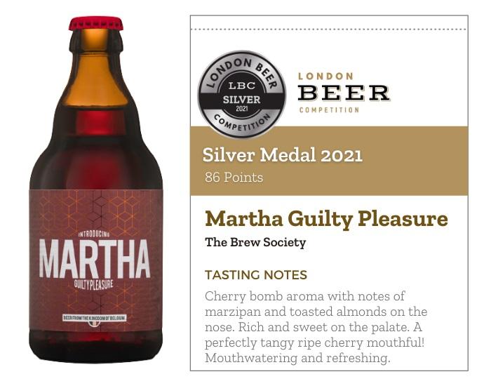 Martha Guilty Pleasure