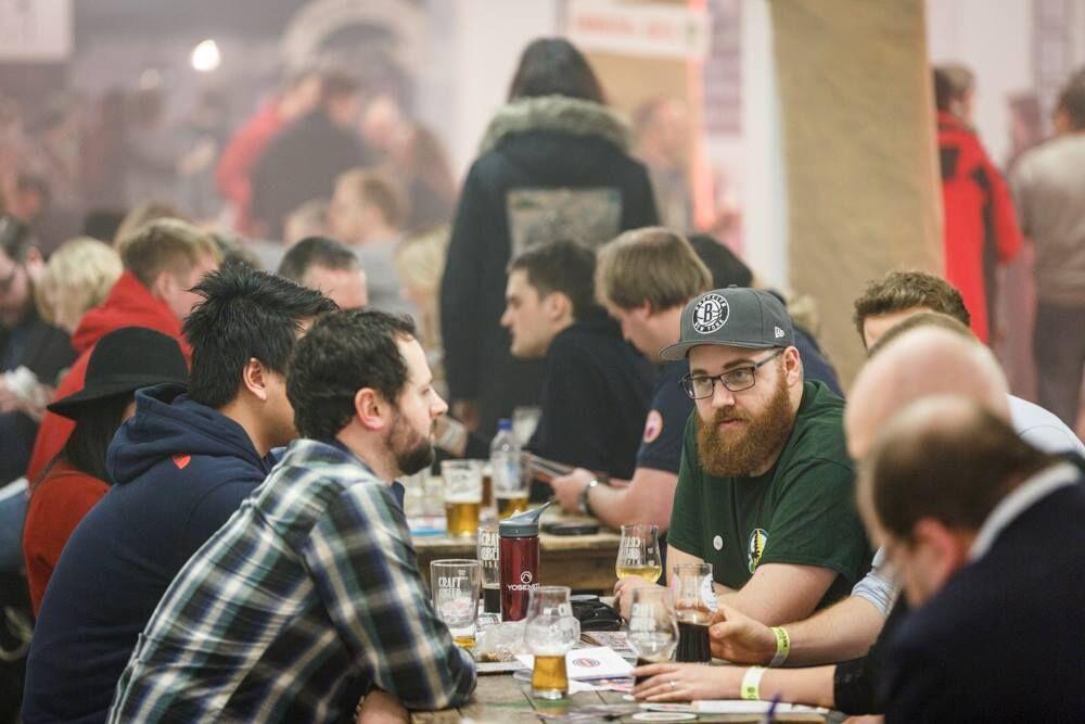 craft beer rising people