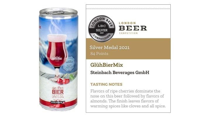 GlühBierMix by Steinbach Beverages GmbH