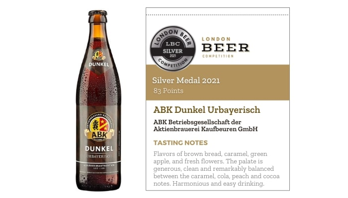 ABK Dunkel Urbayerisch by Aktienbrauerei Kaufbeuren