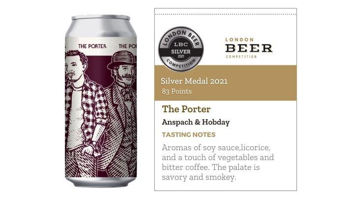 The Porter by Anspach & Hobday