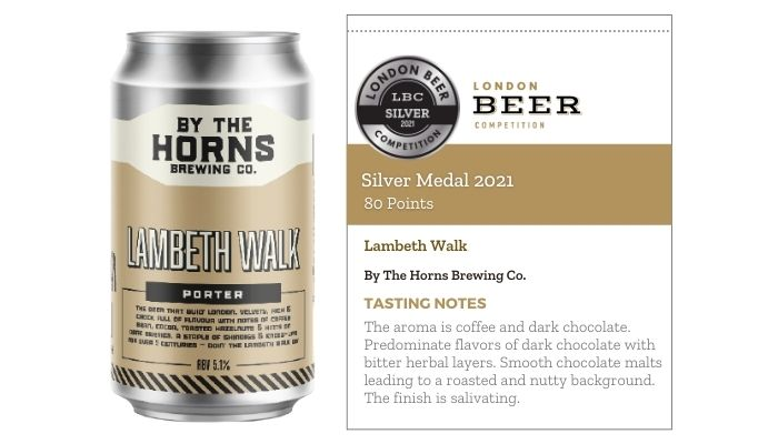 Lambeth Walk by By The Horns Brewing Co.