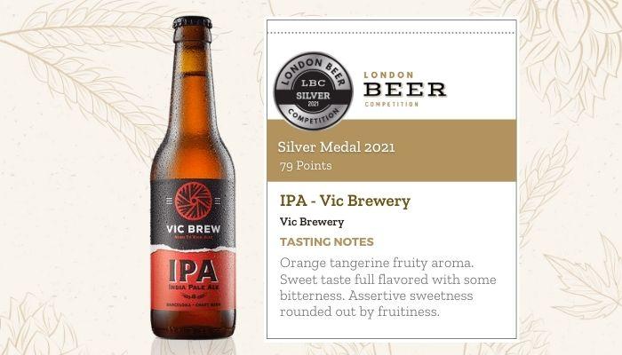 IPA - Vic Brewery