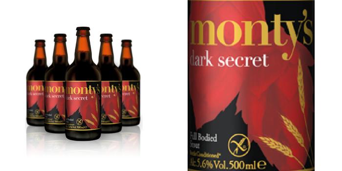 Dark Secret  Monty's Brewery  United Kingdom