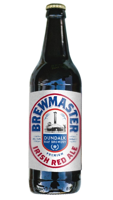 Brewmaster Irish Red Ale by Dundalk Bay Brewery