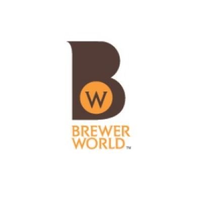 Logo for:  Brewer World